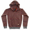 Толстовка Fallen Cobra Hood Fleece Navy/Oxblood 2009 г артикул 8533y.