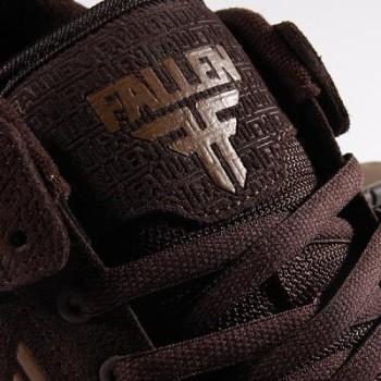 942c03a4 Обувь Fallen Rival Lo-Fi NS Dark Chocolate/Gum 2010 г инфо 9913y.
